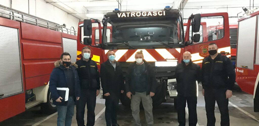 Zvonimiru Habijanu novi mandat zapovjednika županijske Vatrogasne zajednice