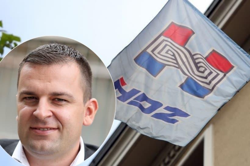 Hrebak podržao HDZ-ovog kandidata za bjelovarsko-bilogorskog župana