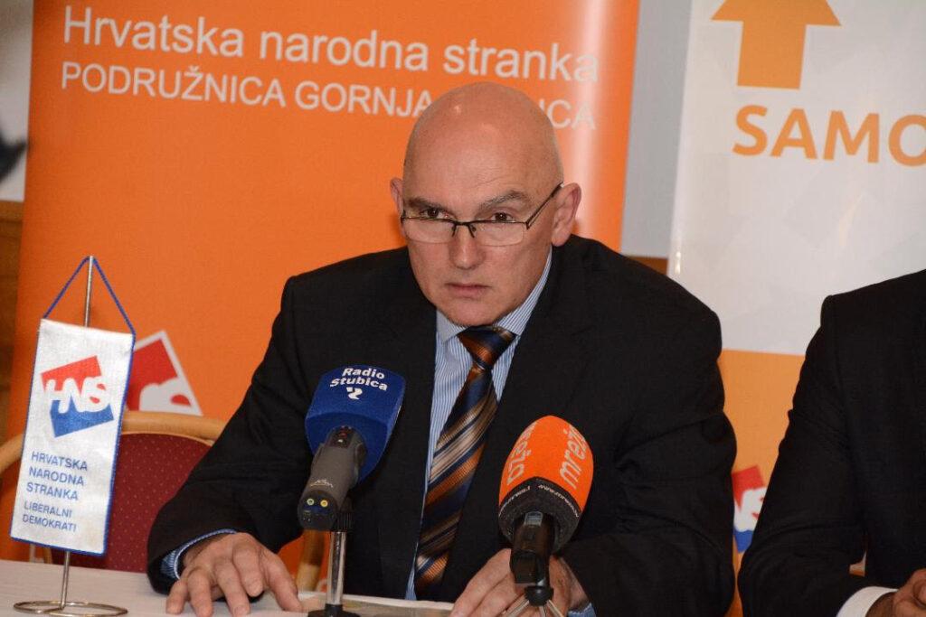 Jasmin Krizmanić, novi predsjednik Središnjeg odbora HNS-a