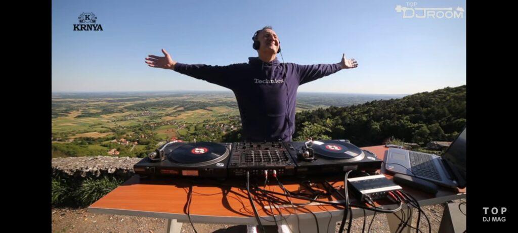 Poznati križevački DJ Ivan Krnjić – Krnya nominiran za nagradu Ambasador za najbolji live stream