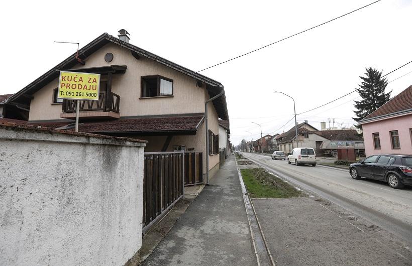 Nakon potresa, sve više kuća u sisačko-moslavačkoj županiji oglašava prodaju