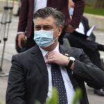 Plenković: 'Filipović je HDZ-ov kandidat, napadi pokazuju da smeta protukandidatima'