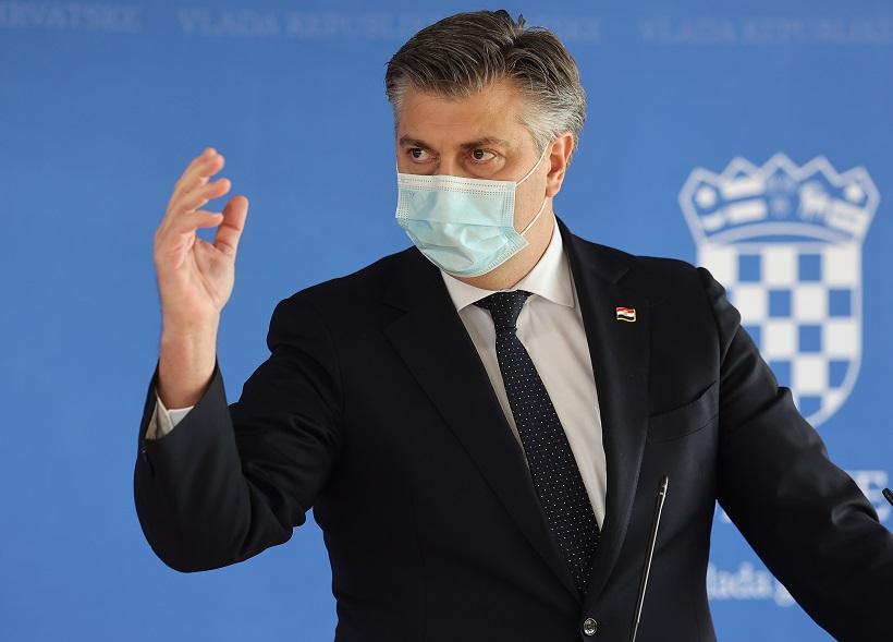 Plenković: Očekujem reakcije na pojave diskriminacije i govora mržnje