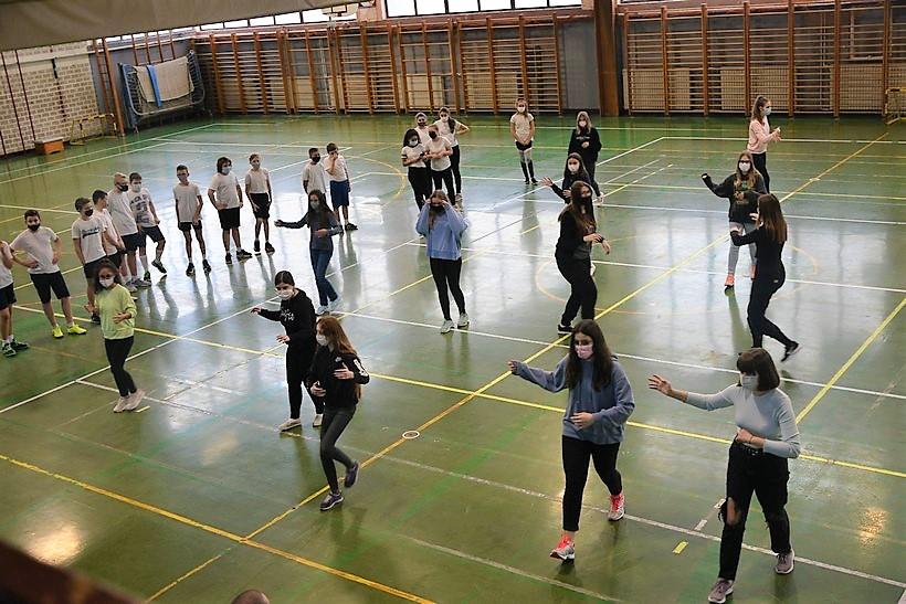 🎦 Ples vrbovečkih srednjoškolaca