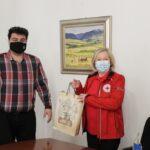 Gradonačelnik Rajn sastao se s novom predsjednicom Crvenog križa Koprivničko-križevačke županije