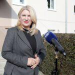 Vesna Škare Ožbolt o odlasku Milana Bandića