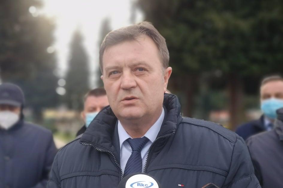 Darko Sobota o kandidatu HDZ-a za gradonačelnika Koprivnice: Franjo Marković jedan je od najeksponiranijih ljudi u Podravci