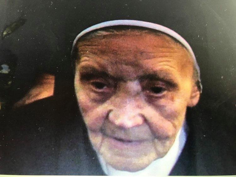 U Vrbovcu preminula sestra M. Terezija Iva Lončarević