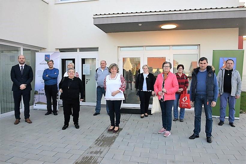 🖼️|🎦 Dubrava: Održana svečana primopredaja prostorija Kulturnog Centra