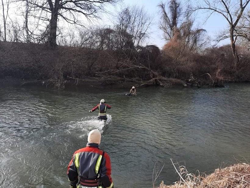 Vatrogasci iz vode izvukli mrtvu ženu: 'Dobili smo dojavu o potrebi izvlačenja tijela utopljenika kod mosta'