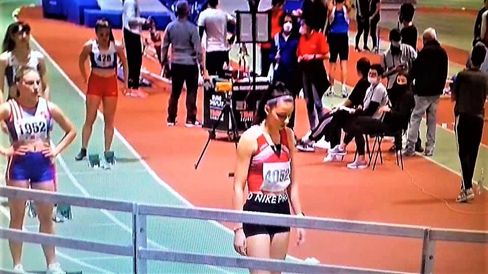 ATLETIKA – Veronika Drljačić uvjerljiva na 400 metara