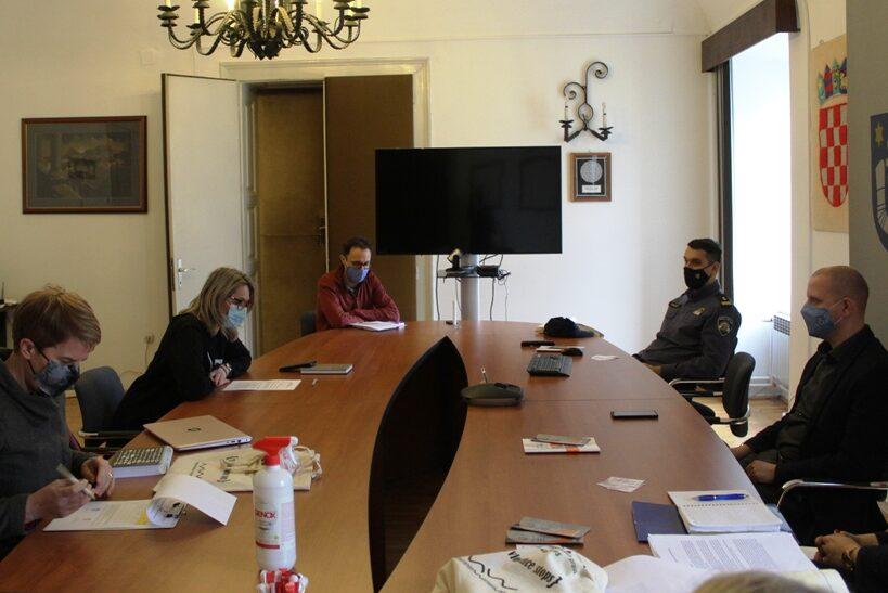 Vijeće za prevenciju Grada Križevaca raspravljalo o izradi gradske Strategije zaštite od nasilja u obitelji