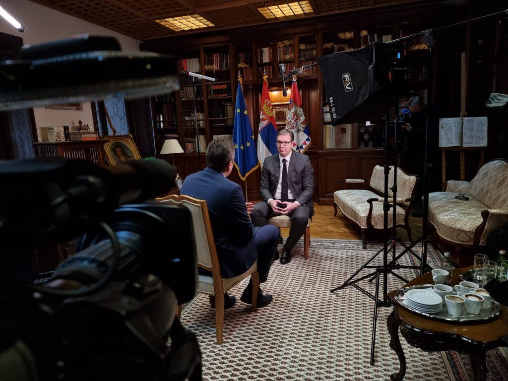 🎦 Vučić za RTL objasnio kako je Srbija tako uspješna u borbi za cjepivo i zašto stalno spominje Hrvatsku