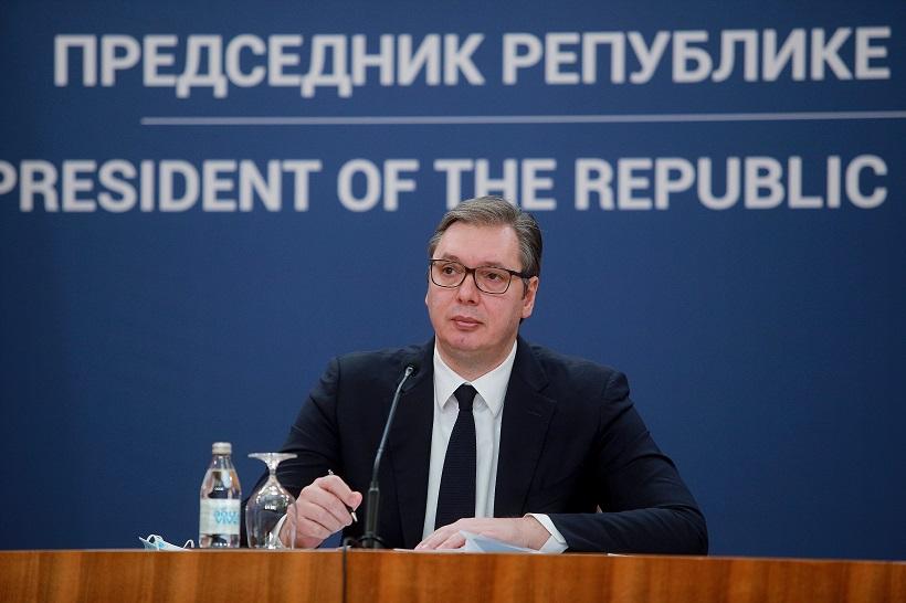 """Vučić tvrdi da hrvatski mediji protiv njega vode """"neviđenu kampanju"""""""