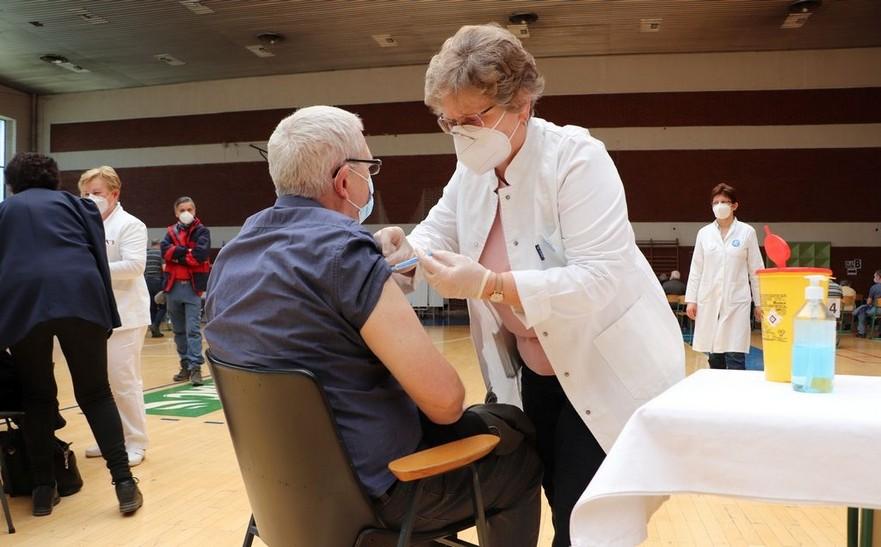 Cijepljenje - punkt Koprivnica (2)