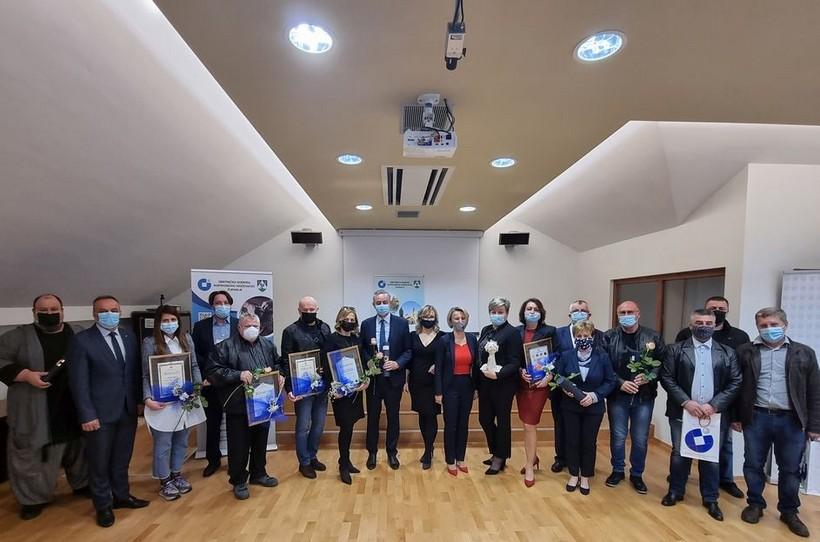 Proglašeni obrtnici i obrtnice 2020. godine Koprivničko-križevačke županije