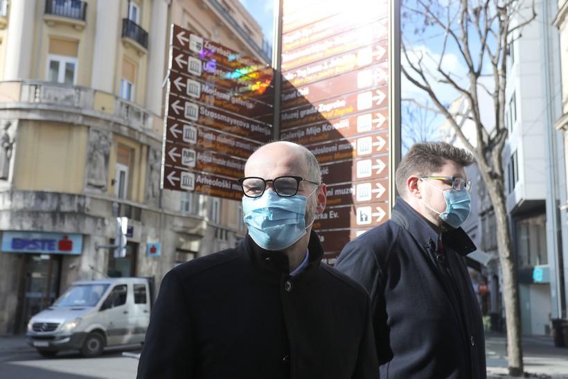 Peđa Grbin i Joško Klisović govorili o obnovi Zagreba nakon potresa