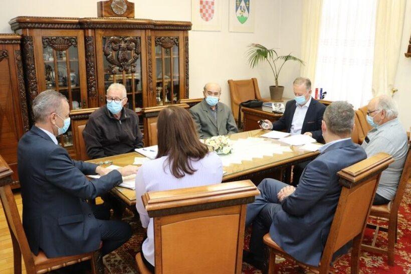 Župan Koren održao sastanak s novim vodstvom Udruge Matice umirovljenika Koprivnica