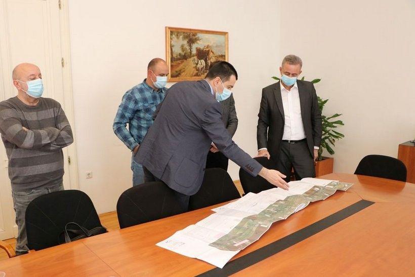 Sastanak u Županijskoj upravi (1)