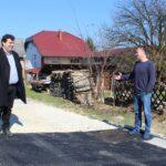 Završeni radovi na asfaltiranju odvojka Pušće, u tijeku asfaltiranje parkinga u Gundrumovoj