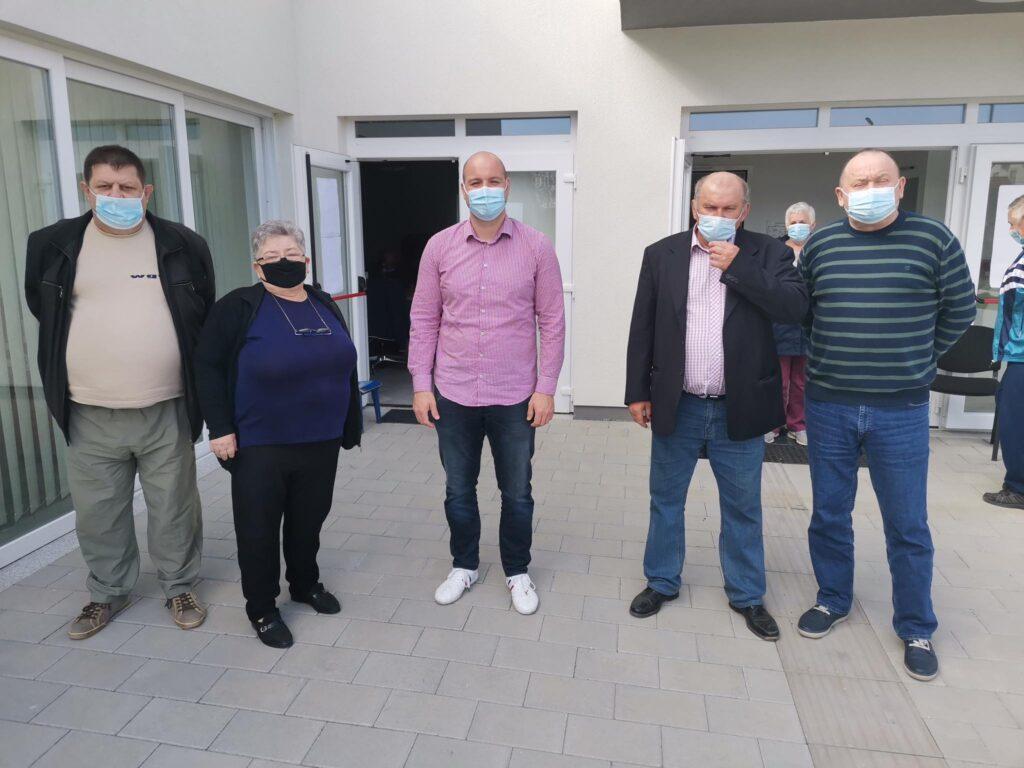 Blok umirovljenika Dubrava unatoč pandemiji održava brojne aktivnosti