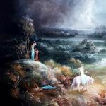"""U subotu otvorenje samostalne izložbe Nade Švegović-Budaj  """"Mit o svjetlu – most prema prirodi i ljudima"""""""