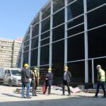 Radovi na sportskoj dvorani kod OŠ Đuro Ester napreduju prema planu