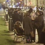 Mladi za druženje, policija protiv