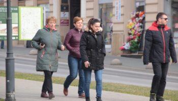 KRIŽEVAČKO FOTKALO Ugodan početak vikenda u gradu pod Kalnikom