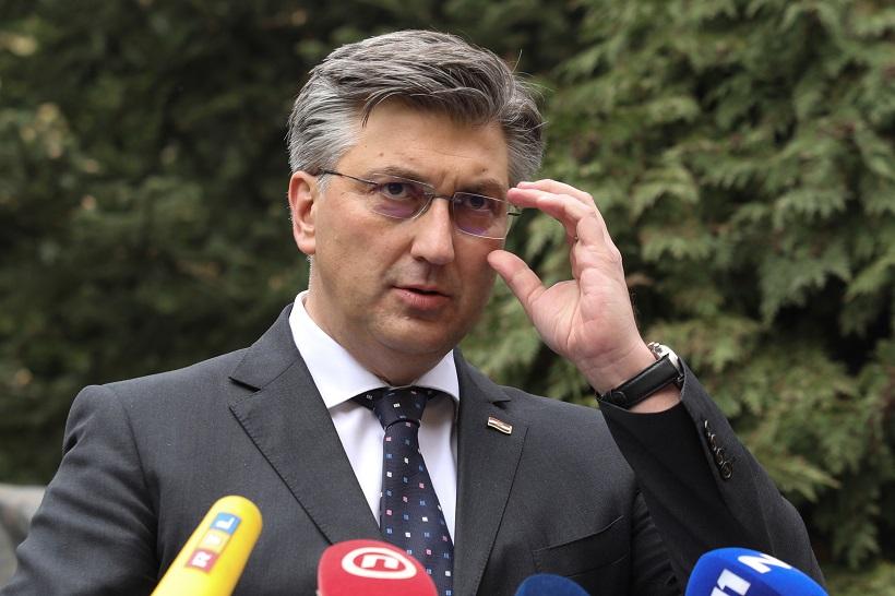 Plenković: 'Covid dodatak umirovljenicima u sljedećih nekoliko tjedana'