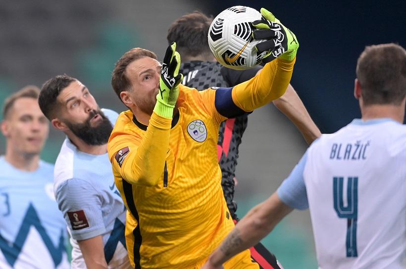 Kvalifikacije za SP: Rusija – Slovenija 2-1