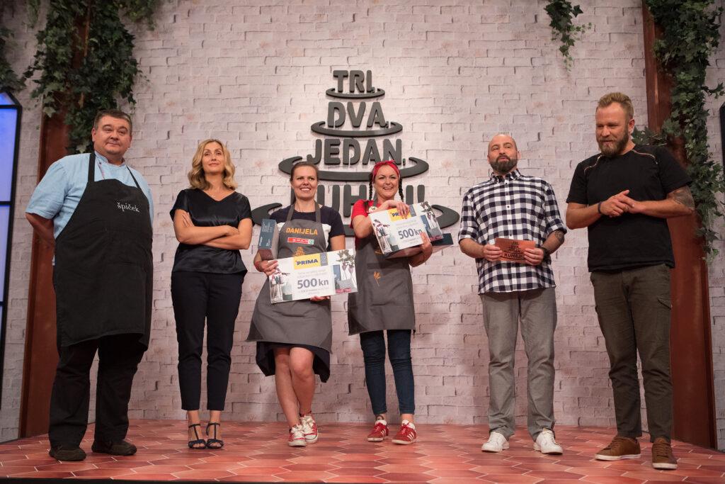 Danijela i Jazz s najmanje bodova napustile show: 'Izgleda da bez Josipa stvarno ne znam kuhati'