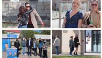 KRIŽEVAČKO FOTKALO Ljubav, sunce i politika u centru grada