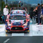 Startao Croatia Rally, a Neuville pokazao da mu leže asfaltne podloge
