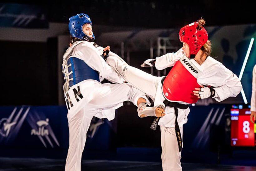 Lena Stojković europska prvakinja u taekwondou