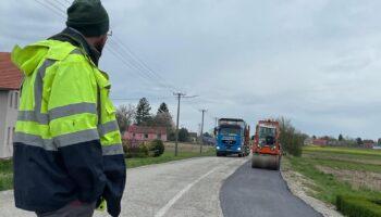 Krenulo novo asfaltiranje na području Općine Dubrava, a u Staroj Kapeli energetski se obnavlja dom