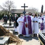 U Koprivničkom Ivancu pokopan preč. Josip Grošić
