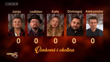'Večera za 5 na selu' odlazi na istok Hrvatske: Ovaj tjedan družit ćemo se s kuharima amaterima iz Vinkovaca i okolice!