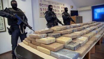 Zapljena 575 kilograma kokaina u Pločama među najvećima u hrvatskoj povijesti