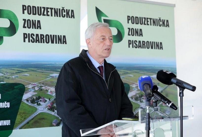 Zagrebačka županija osigurala 9,5 milijuna bespovratnih kuna za gradnju poduzetničke infrastrukture u Pisarovini