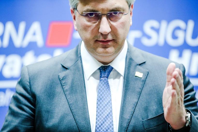 Plenković: 'Sanadera meni prišit neće nitko!'