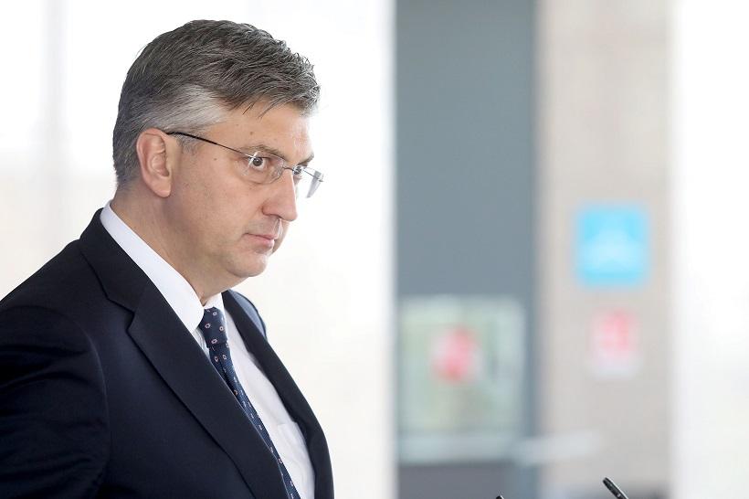 Plenković: Tko kani biti predsjednik Vrhovnog suda, treba poštivati zakon