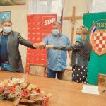 SDP i HSS koprivničko-križevački potpisali koalicijski sporazum za nastup na izborima u Novom Virju