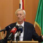 Župan Kožić ispitan zbog sumnje da je županijskim novcem platio privatnu večeru