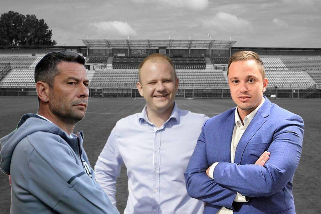 Mišel Jakšić: 'Slaven Belupo kao i njegova škola nogometa su važni za odgoj mladih ljudi i za razvoj sporta, ali su isto tako i promotori našeg grada'