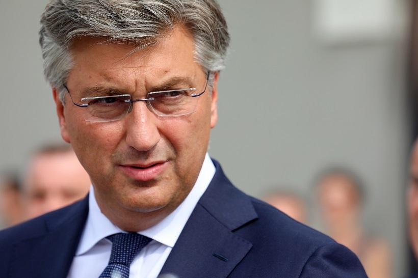 Plenković: 'Pratimo situaciju s cijenama goriva, postoji prostor za intervenciju'