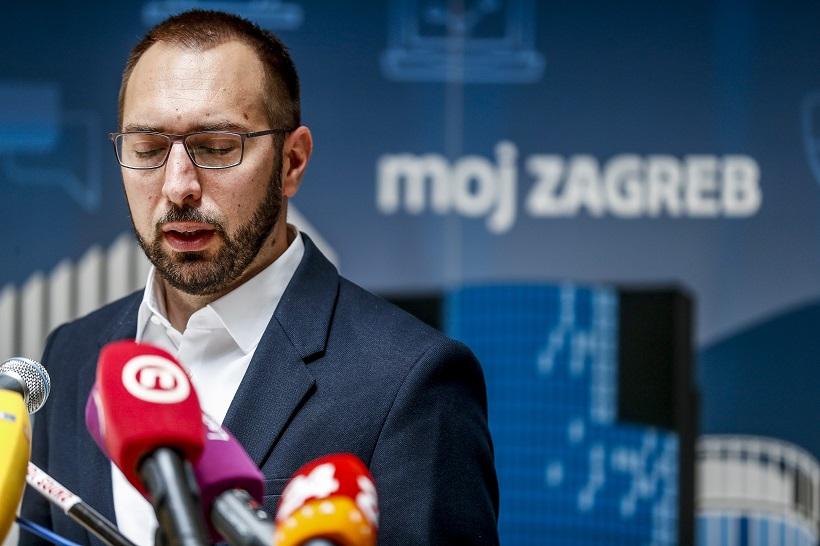 Gradonačelnik Tomašević: 'Naslijedili smo vrlo tešku likvidnost i dug od otprilike pet milijardi kuna'