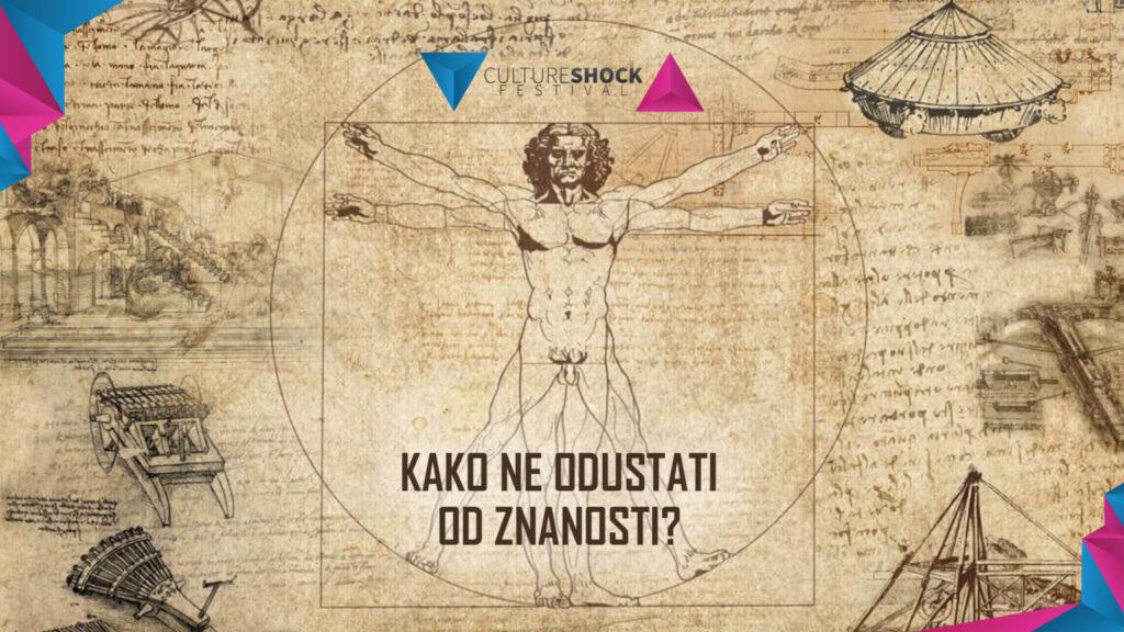"Večerašnjim predavanjem Saše Cecija s ""Ruđera"" kreće 17. izdanje Culture Shock Festivala"