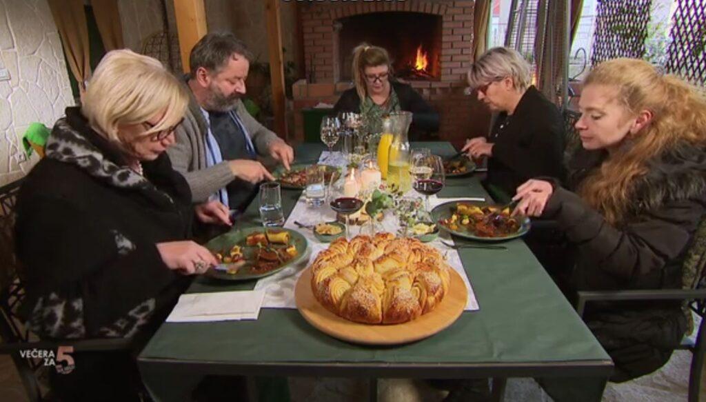 Dunja pripremila večeru kao u restoranu, ali to nije bilo dovoljno za pobjedu!