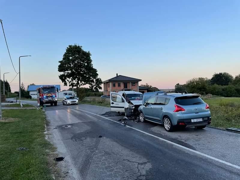 Policija o tragediji kod Zeline: 'Vozač teretnog automobila izazvao frontalni sudar'